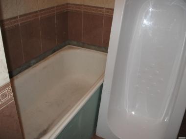 """Реставрація ванн методом """" Ванна у ванне """""""