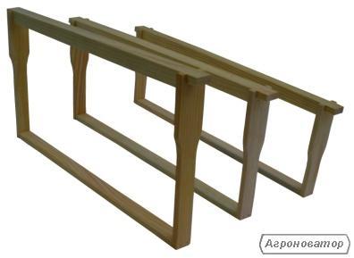Рамки для вуликів 230 мм (Лагстротта)