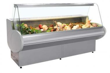 Вітрина холодильна Гастр. 1,2 м LCA Anda-1,2