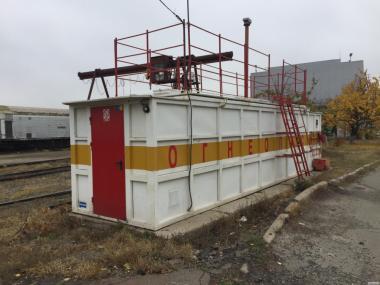 Продаж АЗС, паливний модуль 20 м. к.
