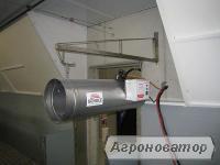 Система обогрева для свинарников, б/у система обогрева для свинокомпле