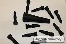 Бильные пальцы для изготовления перосъемной машины