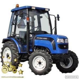 Трактор Foton Lovol FT354HXC - 35 к.с. (25,7 кВт) Доставка
