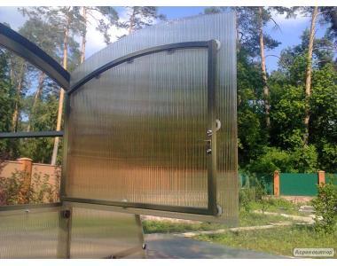 Акция!!! Теплица 3*6 метров из поликарбоната 8 мм