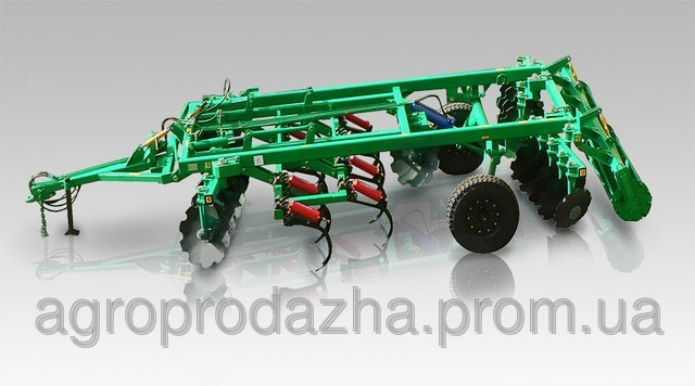 Диско-агрегат чизельний ДИЧ-5,2 Потужність трактора, л. с. 320 360...