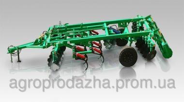 Диско-чизельный агрегат ДИЧ-5,2 Мощность трактора, л.с.320...360