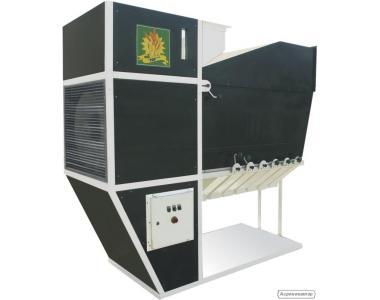 Продам сепаратор безрешетний аэродинамический ИСМ-30