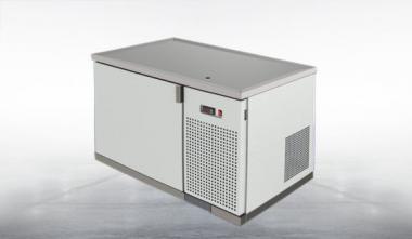 Стіл холодильний для реалізації свіжого м'яса СХМ - 1.2