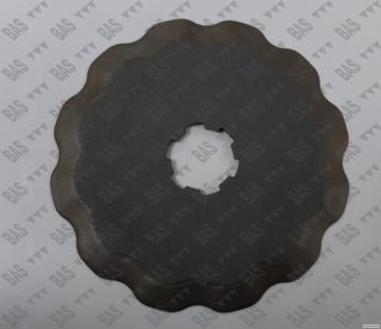 Нож ротора ромашка Geringhoff 501060 аналог