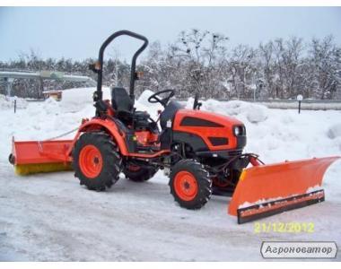 Міні-трактор KIOTI CK22