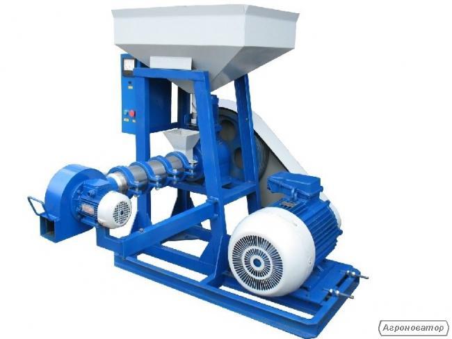 Екструдери зернові від 75 до 1000 кг/год