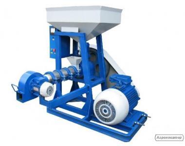 Екструдери зернові від 20 до 1000 кг/год