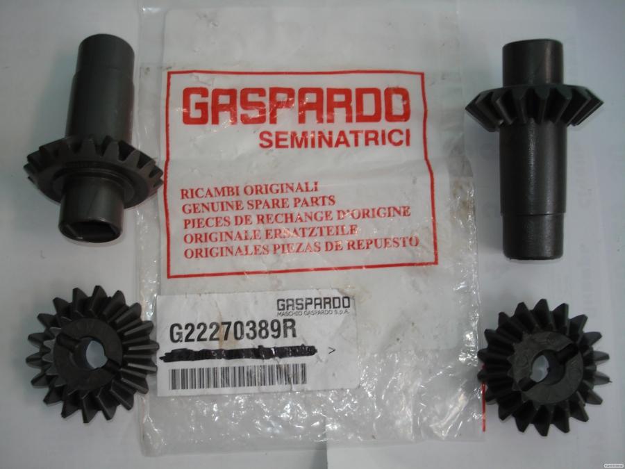 Запчасти Гаспардо Gaspardo