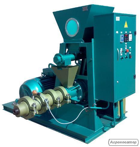 Екструдер соєвий / зерновий до 500 кг/год