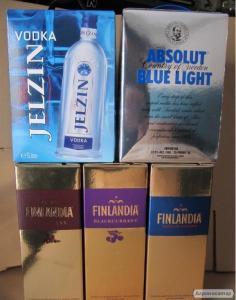Горілка Finlandia (Фінляндія) Оригінал 40%