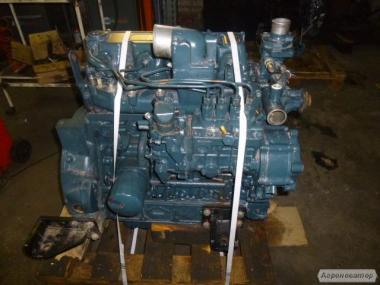 Двигатель Мотор Kubota Komatsu Ремонт Гарантия Выезд к клиенту