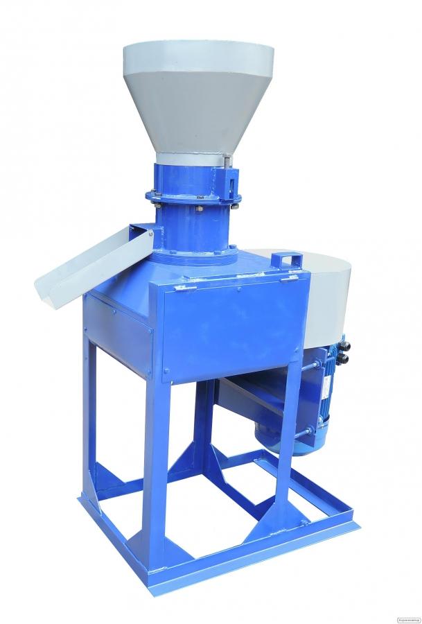 Гранулятор (кормов и пеллет) производительность 200 кг/час