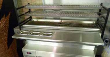 Гриль промисловий Робатта DRFG-420 Clay Oven