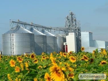 Продаж робочої комплексної лінії з переробки насіння