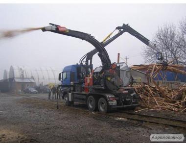 Переробка відходів деревини