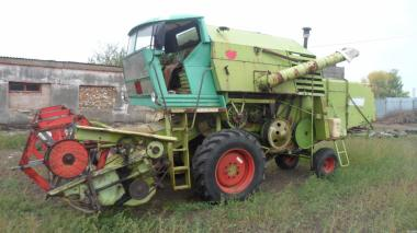 Продам комбайн зерноуборочный CLAAS Merсator 75