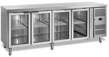 Стіл холодильний TEFCOLD CK7410G