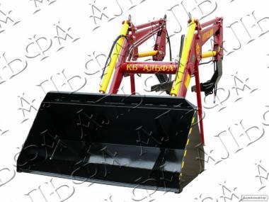 Погрузчик тракторный быстросъемный НТШ-800 (Бесплатная доставка)