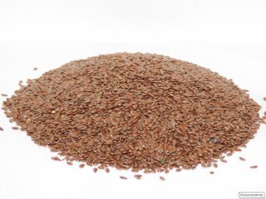Продам насіння льону коричневого 10 опт грн/кг