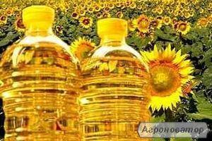 Реалізуємо олію соняшникова рафінована, нерафінована