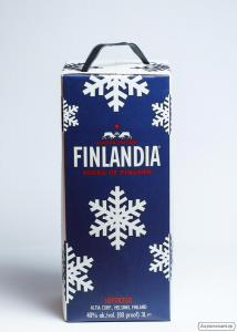 Водка Финляндия (Finlandia) 3л - 175грн
