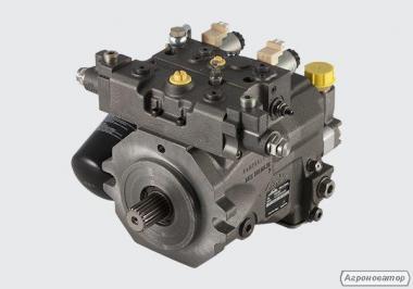 Ремонт моторов гидравлики Linde HMV135-02