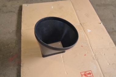 Верхня пластикова воронка (Ківш)