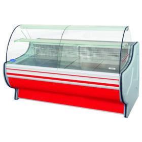 Холодильна вітрина Gold 1,2 1,5 1,7 2,0 Росс