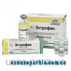 Естрофан, 1 фл.,х 2 мл
