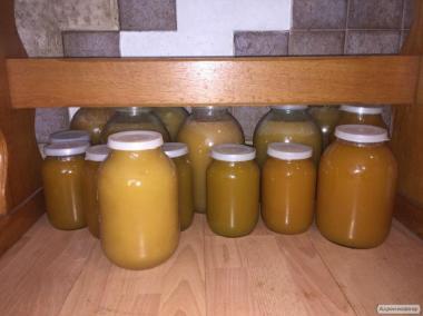 Продам мед (мята, шавлія, материнка, іван-чай та інші степові рослини)