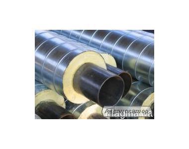 Трубы предизолированные для теплотрасс