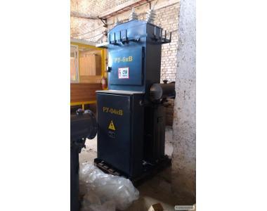 Трансформаторна підстанція КТП 25-1000кВА 6(10)-0,4 кВ.
