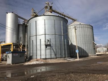 Продам зерносушильний комплекс