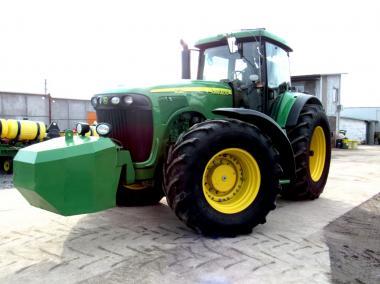 Трактор John Deere 8520 (2004)