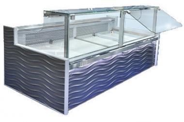 Холодильна вітрина Міссурі А 2.5 ПВХС(Д)