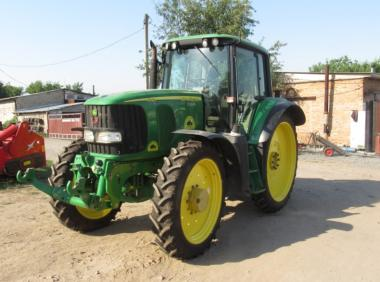Трактор John Deere 6920 (2006)