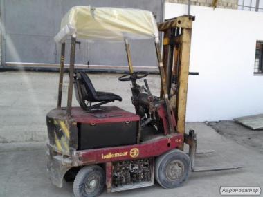 Продам бу электропогрузчик balkankar EB687