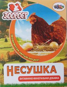 Премикс «Несушка» (упаковка 10 кг.)
