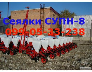 Сеялка СУПН-6А-02 СУПН-8А-02 УПС-6