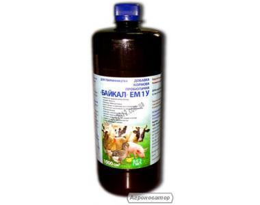 Байкал-ЭМ1У-пробиотическая кормовая добавка