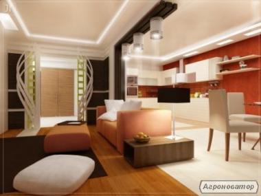 Ремонт квартир, а також послуги приватного дизайнера