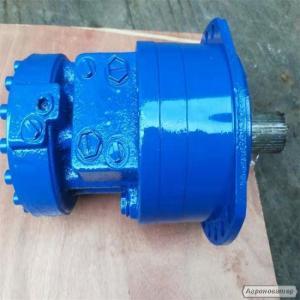 Ремонт гидромотора MSE08 Poclain Hydraulics