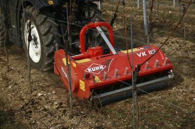 Подрібнювач садовий навісний VK