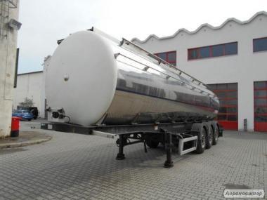 продаж харчових цистерн, напівпричепів -цистерн для перевезення молока