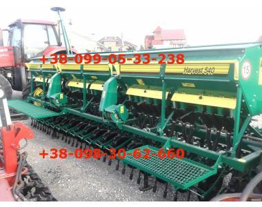 Сеялка зерновая Harvest 540 (Харвест 540)